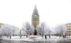 nieve en #donostia