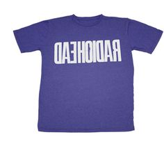Blue Daehoidar Tee Radiohead King Of Limbs