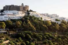 Easter in the Jerusalem of the Aegean.  Read more about the customs and festivities in one of the most significant religious destinations: #Patmos. | #patmosaktis #holidays #easterbreak