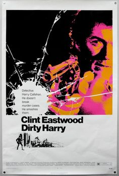 Dirty Harry (1971) ****
