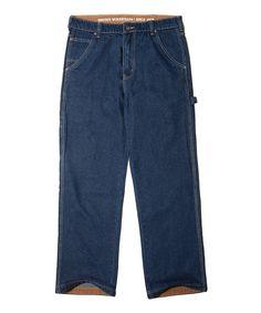 Dark Blue Carpenter Jeans