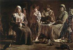 http://www.mystudios.com/artgallery/L/Le-Nain-Brothers/Peasant-Family-c.-1640.html