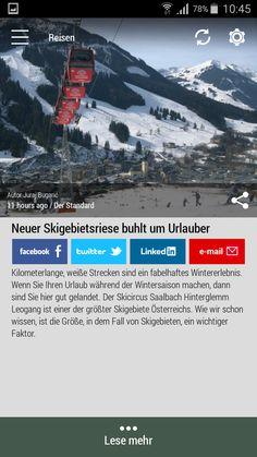 #Born2Invest: die besten Geschäfts- und Finanznachrichten aus den vertrauenswürdigen Quellen. Jetzt unsere kostenlose Android App herunterladen. #skifahren #wintererlebnis #skigebiete #osterreich #saalbachhinterglemmleogang