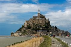 Mont Saint Michel Castle - France | THE NATURE OF THE WORLD