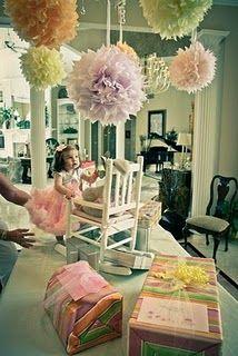 Birthday party ideas, Party Decor, Birthday, girly, DIY