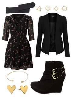 """Untitled #178"" by ticci-toby ❤ liked on Polyvore featuring moda, Cutie, Topshop, Charlotte Russe, Dogeared Jewels & Gifts y Falke"