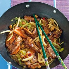 Wurzel-Wok mit Entenbrust The Effective Pictures We Offer You About hamburger meat recipes cornbread Hamburger Meat Recipes, Healthy Chicken Recipes, Asian Recipes, Beef Recipes, Ethnic Recipes, Crockpot Meat, Easy Cooking, Healthy Cooking, Cooking Tips