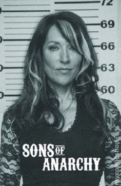 Sons of Anarchy (2013 Boom) 1E-MUGSHOT