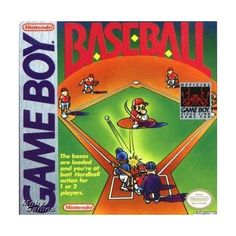 Baseball (with Mario) and Tetris Original Nintendo Game Boy 2 Game Lot Video Games List, Video Games For Kids, Kids Videos, Gameboy Games, Nintendo Games, Game Boy, 1 Vs 1, Indian Rocks Beach, Flipper