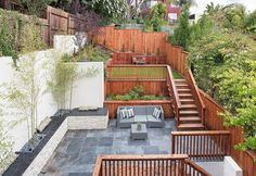 The multitude of outdoor space at 3664 22nd Street in Noe Valley | Payton + Binnings