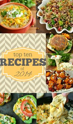 Best Veggie Recipes of 2014