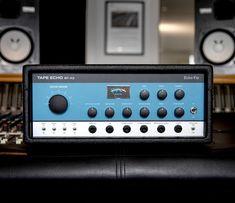 Echo Fix EF-X2 Tape Echo Guitar Rig, Guitar Pedals, Tape Echo, Chris B, Wonderful Machine, Dj Equipment, Gretsch, Fleetwood Mac, Instruments