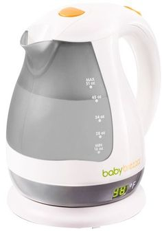 Ordering! Baby Breeza Temp Control Water Kettle. Would make night feedings much easier