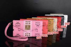 MCM iPhone6/6sケース ブランド エムシーエム横開き 手帳型 iPhone6plus/6Splus ケース 保護カバー