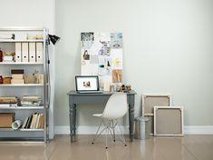 Lär dig mer om gråa väggfärger - Shades of Grey