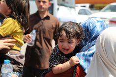 Irak se declara en Máximo nivel de Emergencia Humanitaria. http://i24mundo.com/2014/08/15/declaran-maximo-nivel-de-emergencia-humanitaria-en-irak/