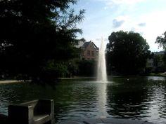 Mirror Lake, Ohio State University