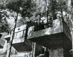 norman jaffe houses | Norman Jaffe: Fischer House | Outside