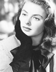 Ingrid Bergman, 1946.