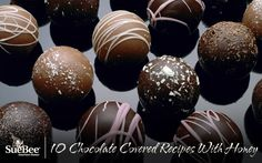 10 Chocolate Covered Recipes With Honey