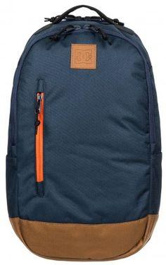 the best attitude 55568 7c932 DC Trekker M Backpack Btl0 Blue Iris   MALL.PL