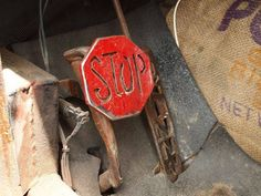 Stop sign brake pedal cover