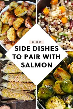 The 20 Best Side Dishes for SalmonYou can find Salmon side dishes and more on our website.The 20 Best Side Dishes for Salmon Side Dishes For Salmon, Dinner Side Dishes, Dinner Sides, Healthy Side Dishes, Vegetable Side Dishes, Side Dishes Easy, Salmon Sides, Fish Side Dishes, Jars