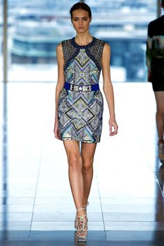 Matthew Williamson - Spring Summer 2013 Ready-To-Wear - Shows - Vogue.it