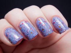 Happy Hands Nail Polish - Faint of Heart Collection The Worst is Over
