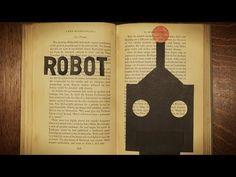 ED Ted. Ted talks for the flipped classroom  Mysteries of vernacular: Robot - Jessica Oreck and Rachael Teel