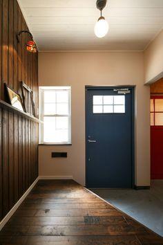 dwarf の クラシカルな 廊下&階段 A's HOUSE