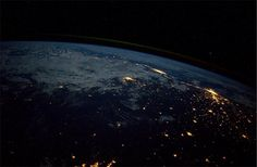 As the World Cup Kicks Off, Here's Brazil from Space