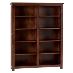Bilderesultat for shaker bookcase