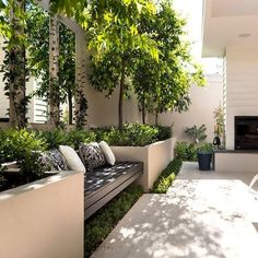 Awesome Built In Planter Ideas to Upgrade Your Outdoor Space