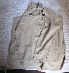 E.N.S.A. Bush Shirt