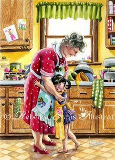 Mama was  the Perfect Nana