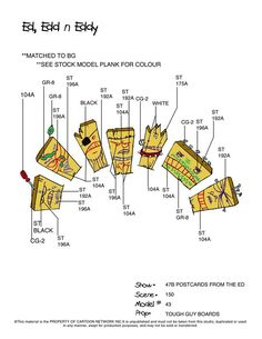 Edd, Plank, Model, Color, Scale Model, Colour, Models, Planks