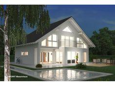 Massivhaus modern  Citylife 148 - #Einfamilienhaus von Bau Braune Inh. Sven Lehner ...