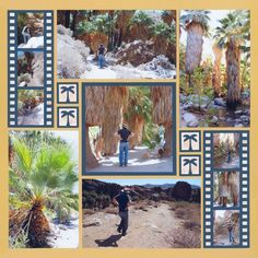The film strip die cut is one of our favorites! We think it's a must for every scrapper. It's a fun way to show multiple photos on your scrapbook layout. Don't forget to pin this for your travel layout collection! Click to show the Film Strip Die.