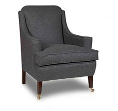 Onslow Chair David Seyfried Armchairs - Classic and Contemporary Bespoke Furniture made in UK