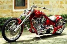SOFT TAIL HARLEY DAVIDSON CUSTOM CHOPPER dream-cars-bikes