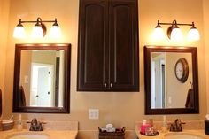 Latte by Sherwin Williams  *Ceiling, trim and doors are all painted SW Restful White