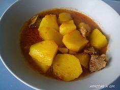Vanessa Ollas GM, Recetas en Ollas GM (Adictas a GM): Guiso de carne con patatas en Olla GM