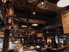 """98 Synes godt om, 6 kommentarer – Julie (@photo.julle) på Instagram: """"•Nice little restaurant in NYC•"""""""