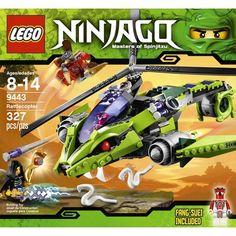 LEGO® Ninjago Rattlecopter 9443