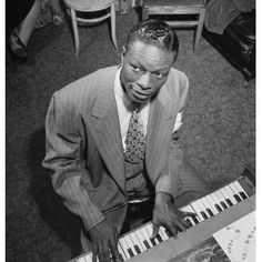 1947: Nat King Cole