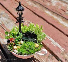 Twitter'da #gardening etiketi