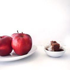 Spiced Cider Caramels: apples 🍎 of my eye 👀