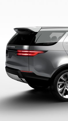 Future Car, Land Rover Discovery