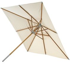 Atlantis Garden umbrella by Skagerak - Relaxing on hot days becomes more pleasant when you can hide from the sun under a spacious umbrella. Atlantis by Skagerak will not only provide you Modern Outdoor Decor, Modern Outdoor Furniture, Pool Furniture, Contemporary Furniture, Atlantis, Outdoor Tables, Outdoor Rugs, Outdoor Umbrellas, Outdoor Life